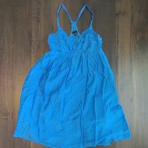 Gap blue summer dress 6